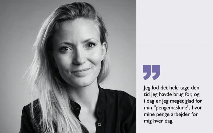 investering Linnéa Schmidt Ladies First