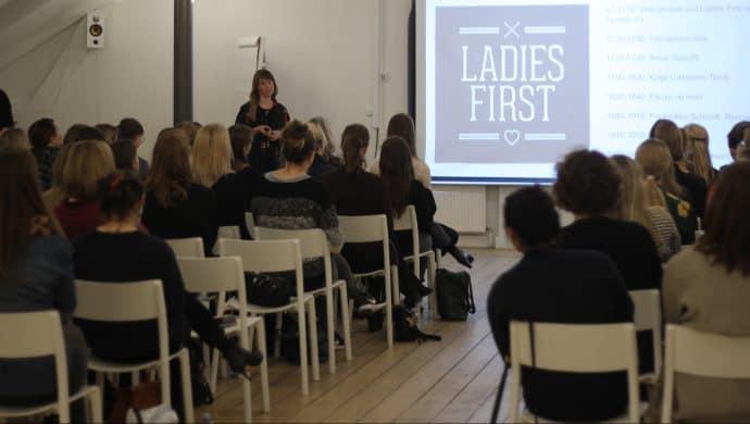 kvinder netværk samling Meet
