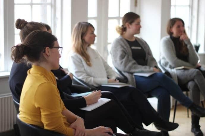 Kvindenetværk i møde