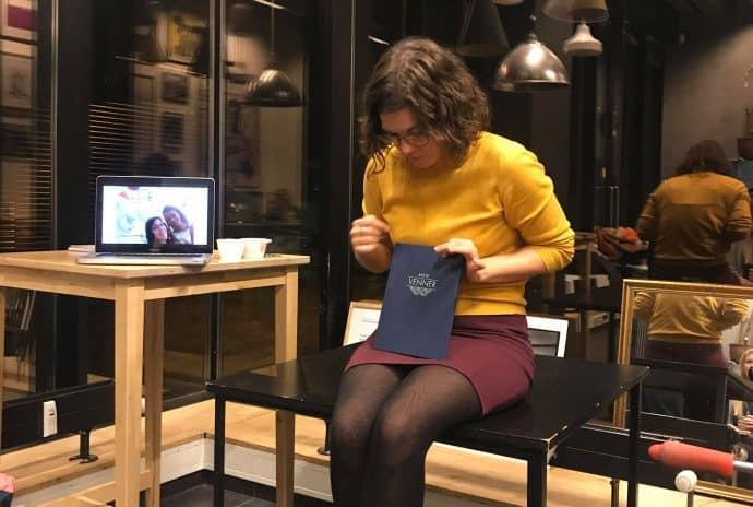 Ladies First   Maria Leerbeck