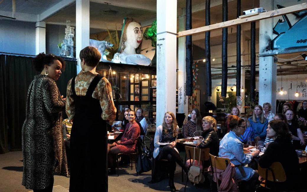 Ladies First | Ladies_Meet - Et balanceret arbejdsliv - Nikoline Nybo og Louise Marie Genefke