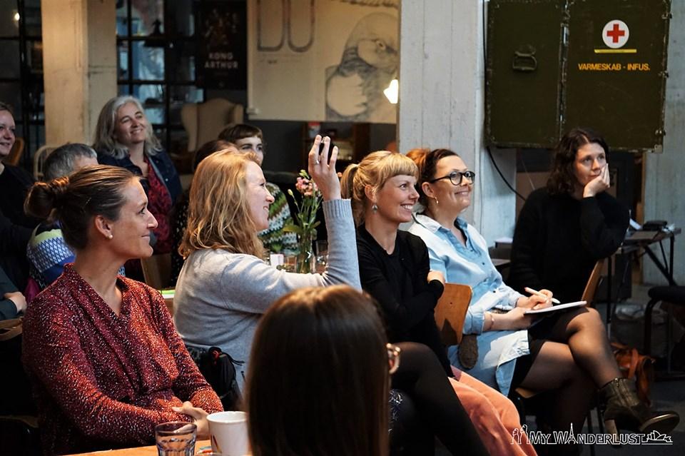 Ladies First   Meet reclaim networking