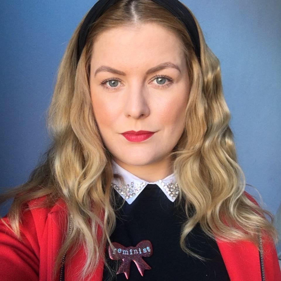 Ladies First portræt af Helena G. Hansen